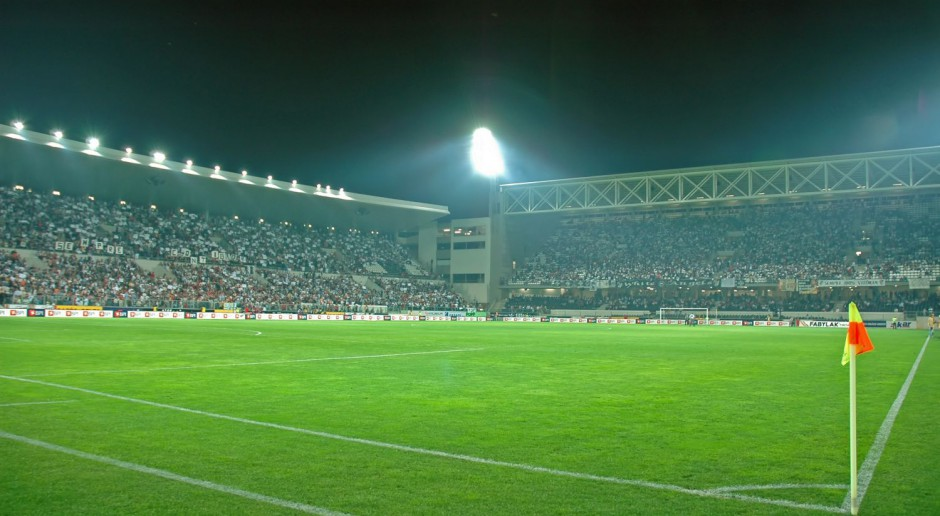 Stadion w Szczecinie według projektu Pracowni Projektowej J. Pachowski