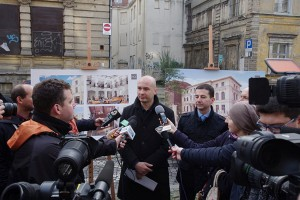 Łódź: chcemy ożywić ulicę Moniuszki i wprowadzić nowe funkcje