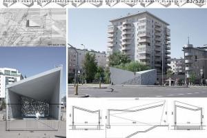 Dlaczego nowe zadaszenia I linii metra będą z betonu, a nie ze szkła?