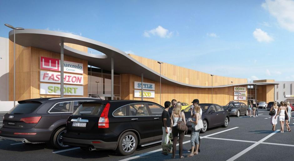Doraco wybuduje galerię Marcredo Zawiercie