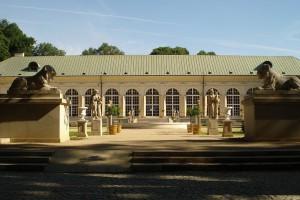 Łazienki Królewskie: Ruszył remont Starej Pomarańczarni