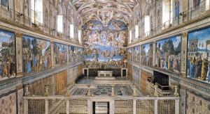 Kaplica Sykstyńska w zupełnie nowym świetle