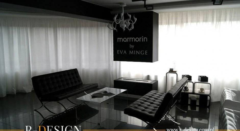 Zobacz showroom Marmorin by Eva Minge. Tu przenika się design z modą