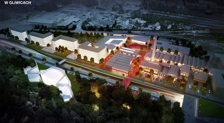 Gliwice chcą odmienić teren po dawnej Fabryce Drutu