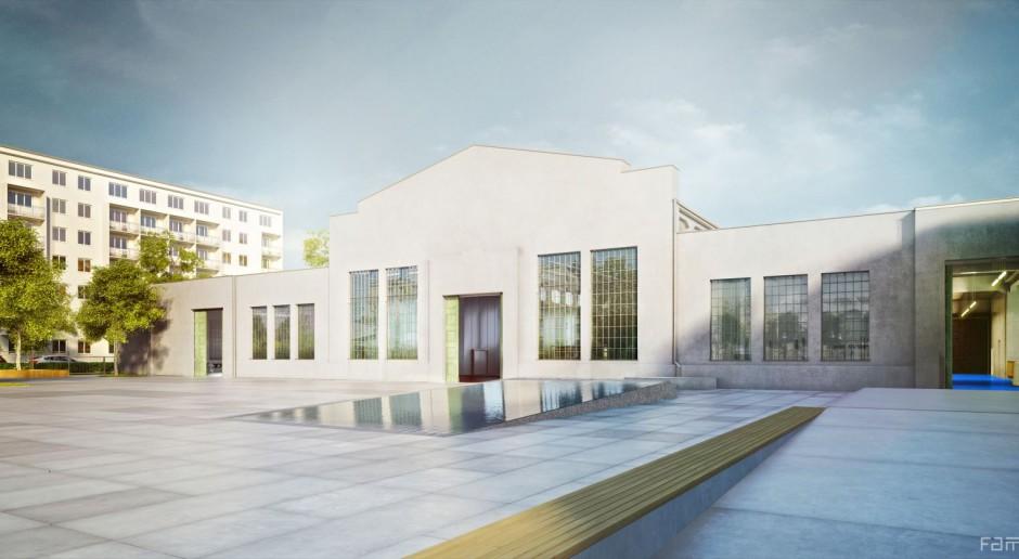 Startuje budowa Międzynarodowego Centrum Kultury Nowy Teatr