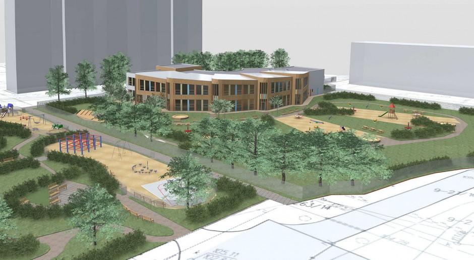 BNS zaprojektowało, a Rombud wybuduje przedszkole w Płocku