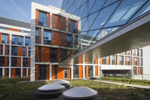 Nowe gmachy Uniwersytetu Warszawskiego projektu Kuryłowicz & Associates i Arch Magic