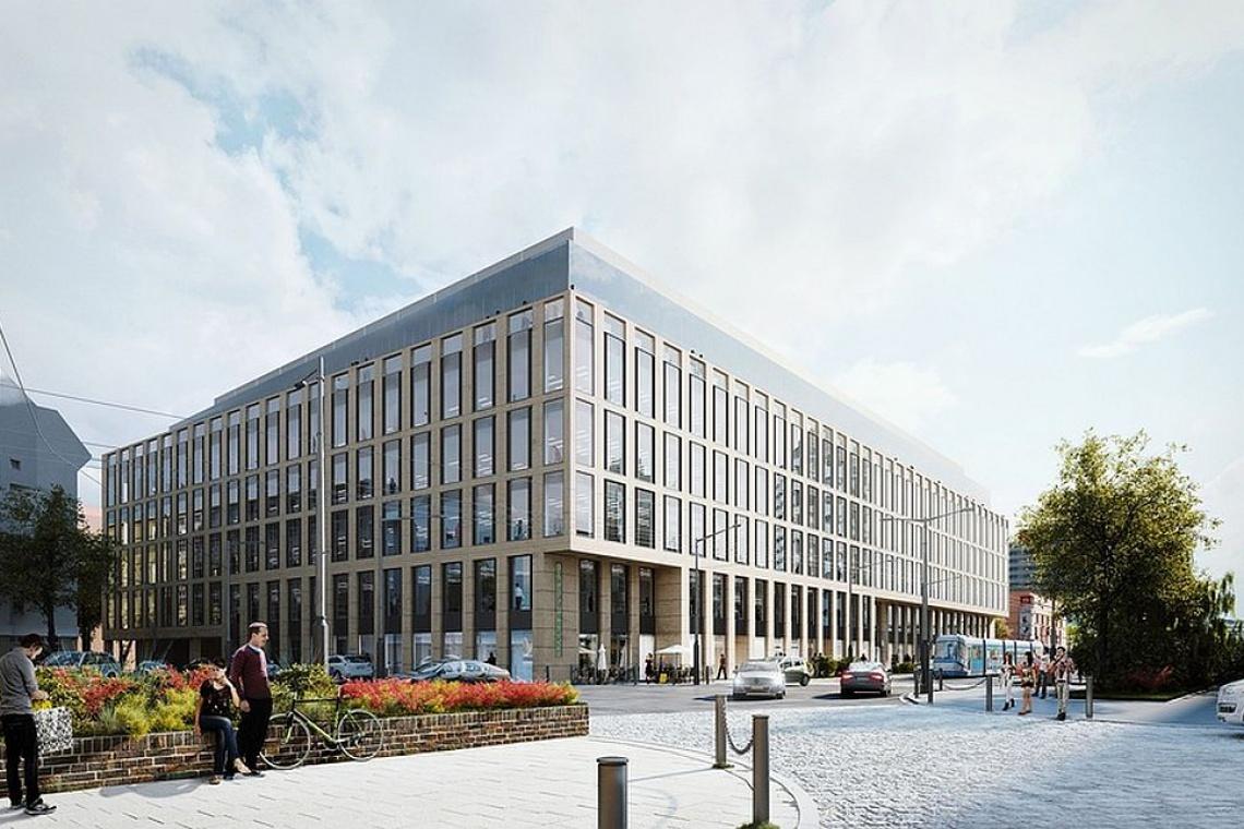 DDJM zaprojektowało Nobilis Business House dla Echo Investment