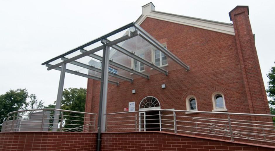 Modernizacja szpitala psychiatrycznego w systemie zaprojektuj i wykonaj