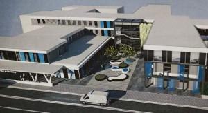 Archibis zaprojektował, a Dorbud rozbuduje szpital w Brodnicy