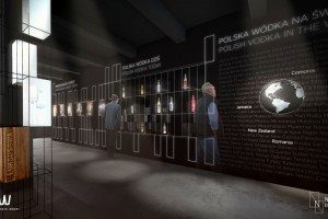 Tak będzie wyglądało Muzeum Polskiej Wódki według koncepcji Nizio Design International