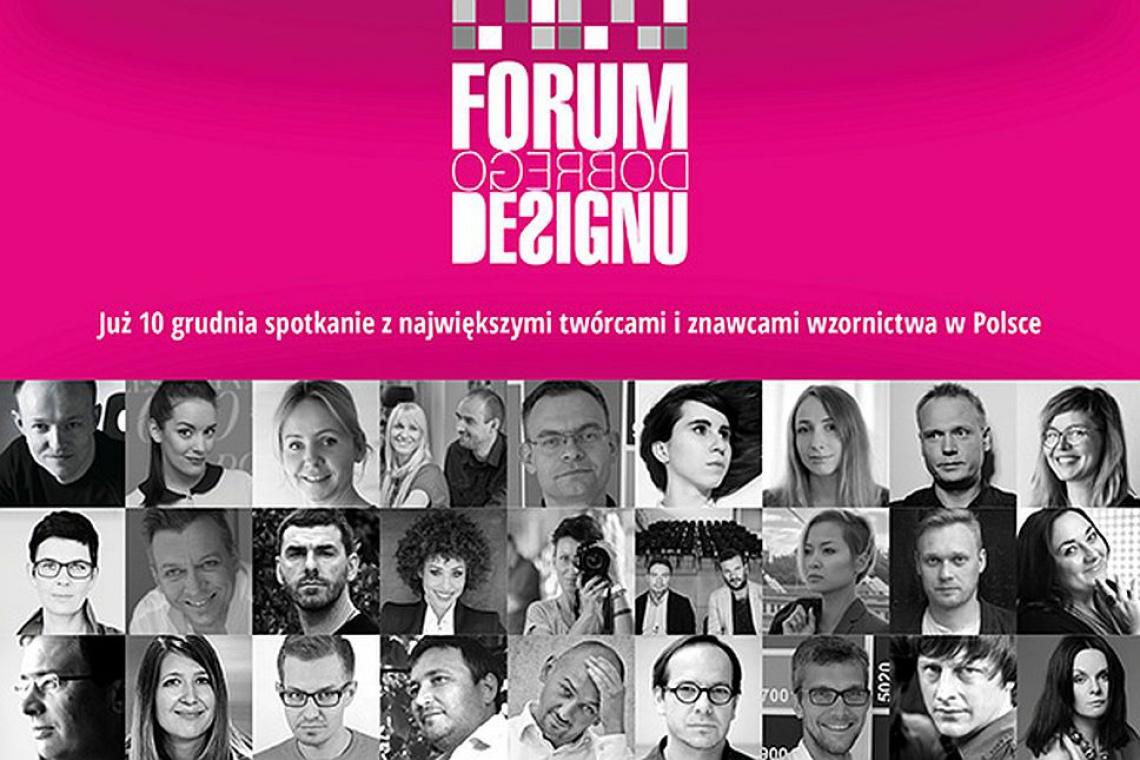 Forum Dobrego Designu już wkrótce