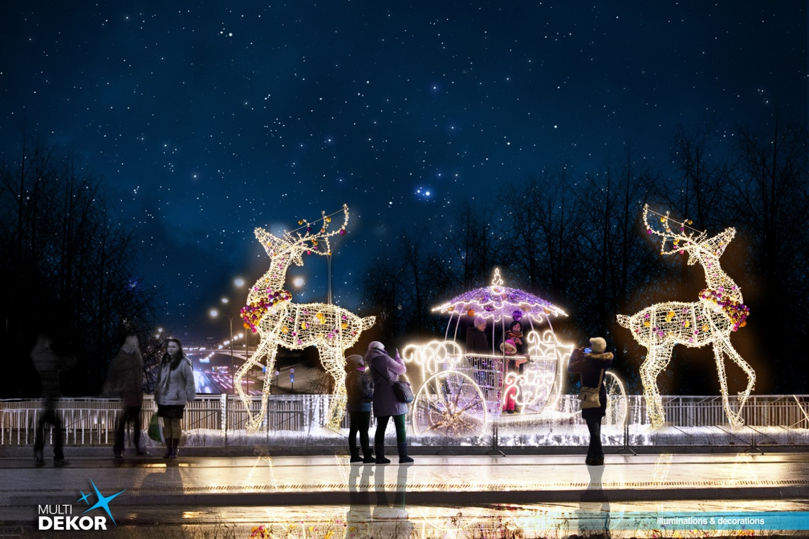 Zobacz Jak świąteczna Iluminacja Rozświetli Warszawę W Obiektywie