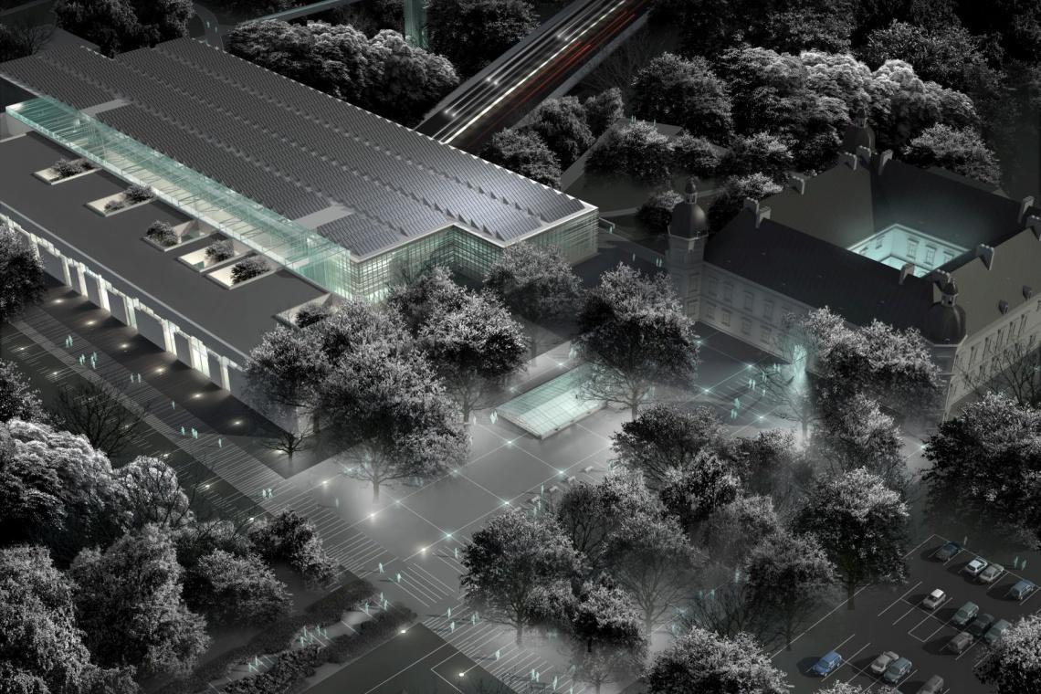 Kontynuacja rozmów o budowie siedziby Muzeum Historii Polski