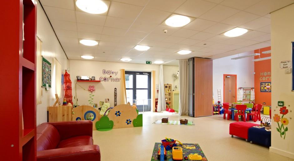 Dlaczego w salach zabaw dla dzieci jest tak głośno?