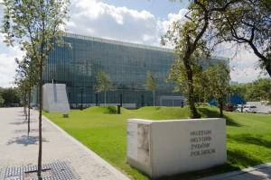 Mija rok od otwarcia Muzeum Historii Żydów Polskich