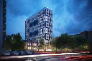 Nobel Tower projektu Piotra Barełkowskiego już działa