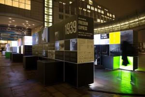 O wyzwaniu jakim jest interaktywna wystawa plenerowa