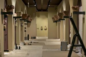 Tak powstawała Galeria Faras w Muzeum Narodowym