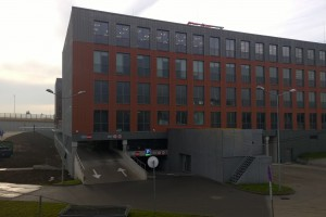 Rotterdam projektu pracowni Iliard oddany do użytkowania