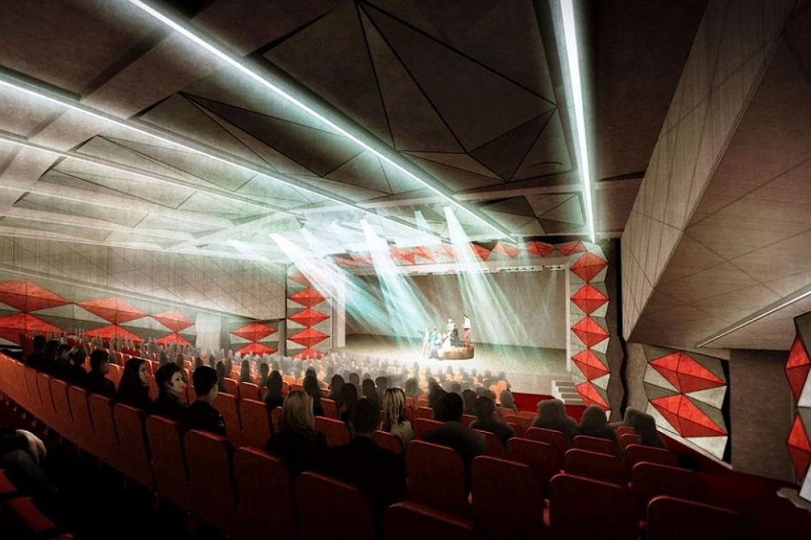 Teatr Kwadrat w Warszawie idzie do remontu