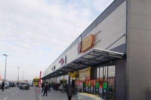 Otwarcie parku handlowego Miejsce Piastowe projektu B.P. Niebudek