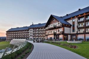 Ważne wyróżnienie dla Hotelu Arłamów projektu MWM Architekci