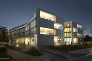 Trwa realizacja siedziby Ericpol projektu Horizone Studio