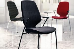 Wszechstronne fotele pełne subtelnych krągłości