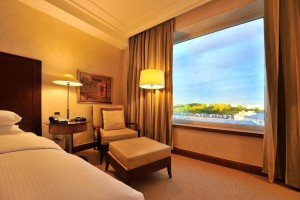 Oto wnętrza dla prezydenta i dyplomaty w Regent Warsaw Hotel
