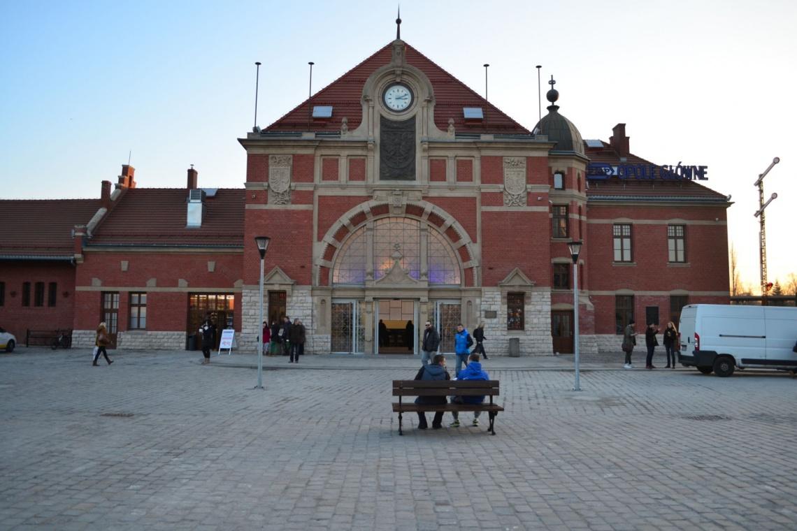Dworzec Opole Główne odzyskał dawny blask