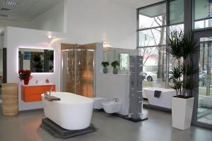 W Warszawie powstał salon Intuition Bathrooms