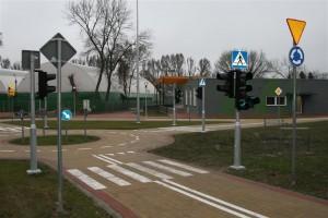 Pierwsze Miasteczko Ruchu Drogowego w Lublinie