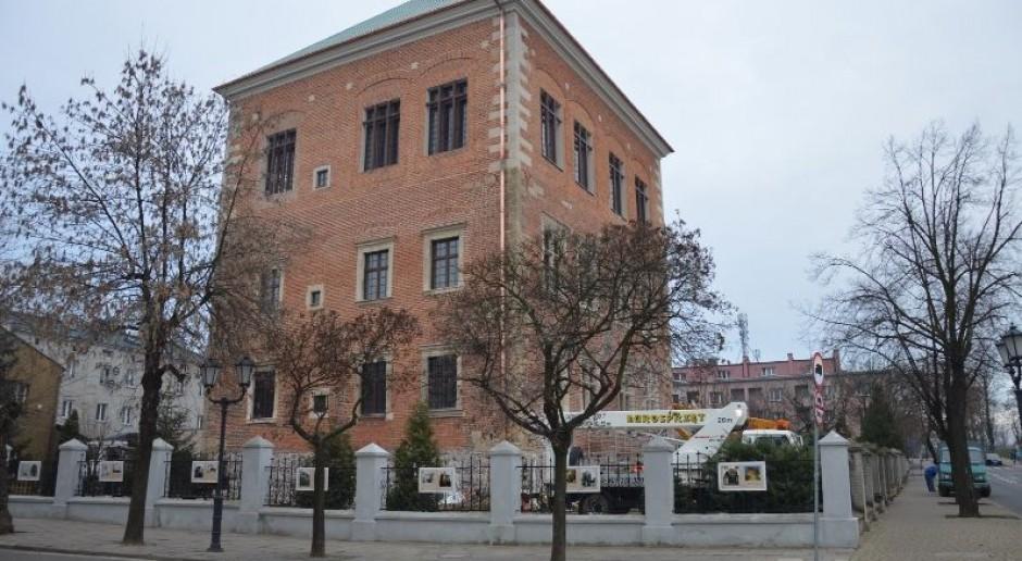 Odnowiono zabytkowy zamek w Piotrkowie Trybunalskim