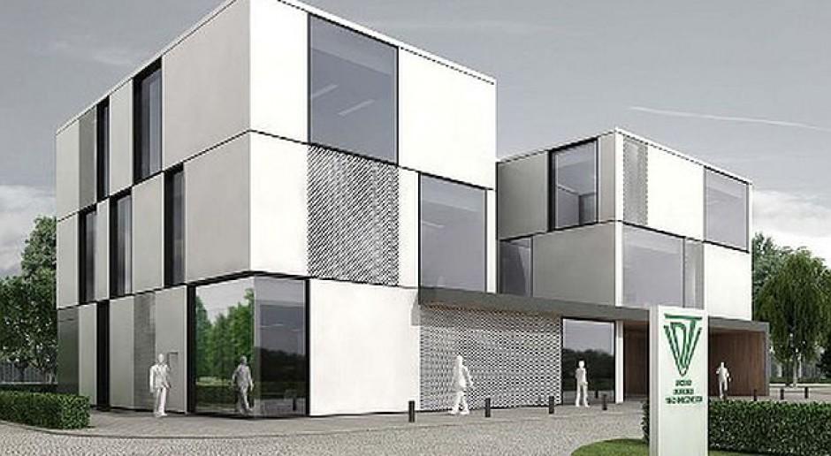 Nowa siedziba Urzędu Dozoru Technicznego projektu PPA Podczaszy