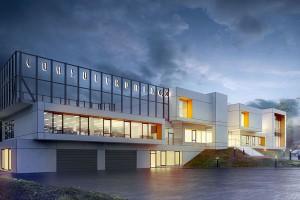 APA Zalewski Bubak zaprojektowali biurowiec Consultronix