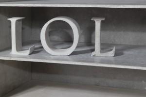 Dekoracje z betonu architektonicznego oryginalnym prezentem