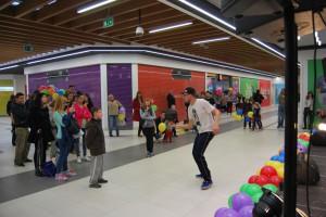 Zobacz zdjęcia z otwarcia galerii Dębiec projektu Archikwadrat