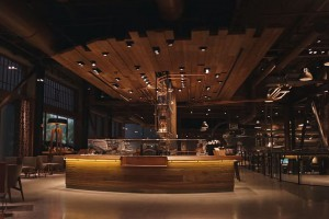 Fabryka, pijalnia i teatr kawy w jednym - nowy koncept Starbucks