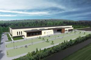 Skanska zaprojektowała i już buduje centrum targowo-wystawiennicze