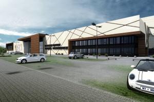 To będzie największe centrum targowe w regionie. Skanska kończy budowę