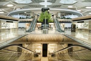 Port lotniczy w Azerbejdżanie to podróż do wnętrza kokonu