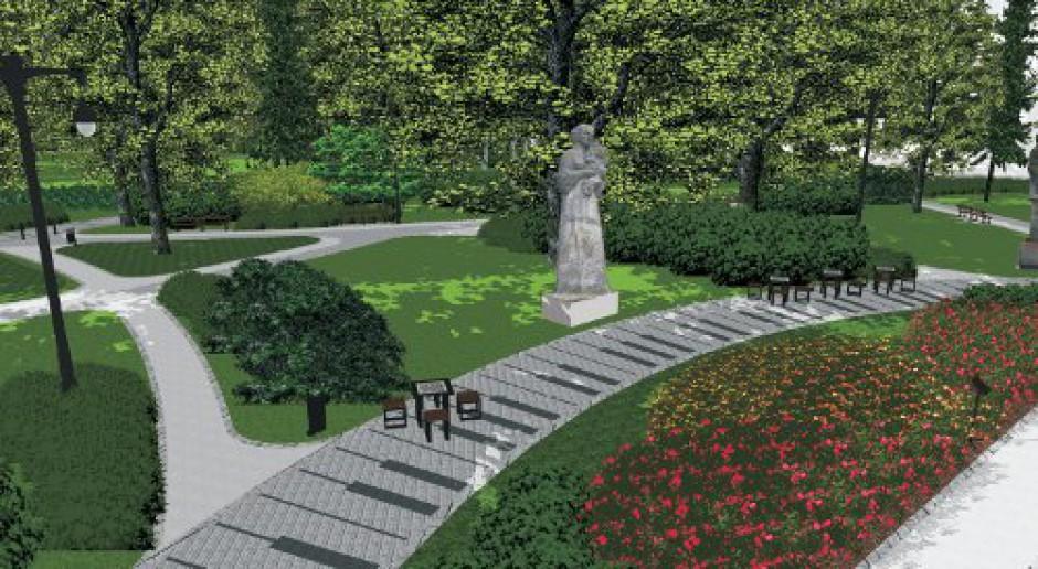 Wielkie zmiany w bydgoskim Parku Jana Kochanowskiego