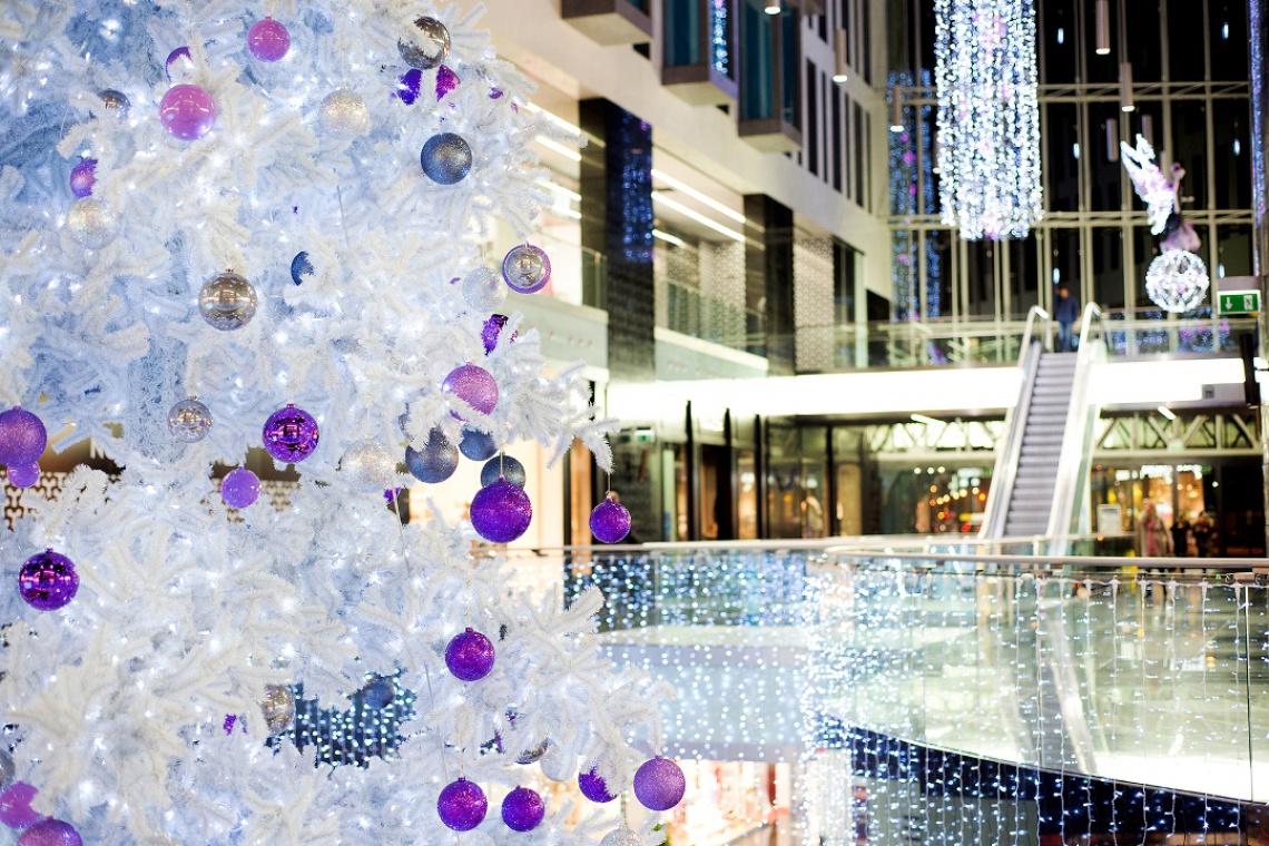 Świąteczne wróżki opanowały Plac Unii City Shopping