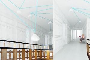 Zabytkowa willa z nową funkcją według MUS Architects