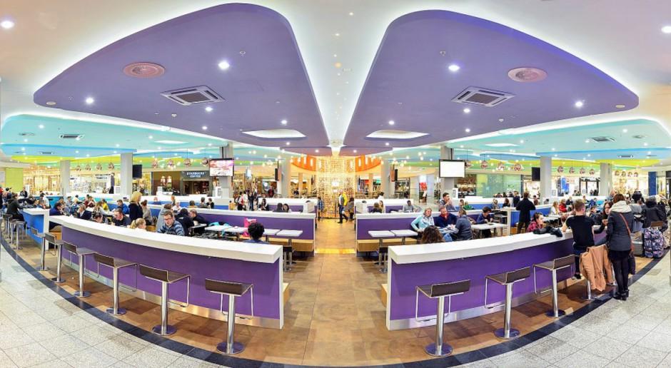 Food Court w Galerii Krakowskiej przeszedł zmiany