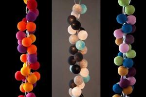 Girlandy Cable&Cotton - modne i stylowe oświetlenie wnętrz