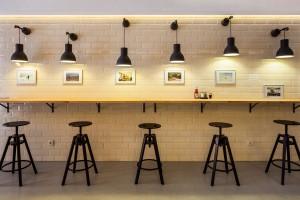 Oryginalna restauracja The Dorsz w nowym i świeżym wydaniu