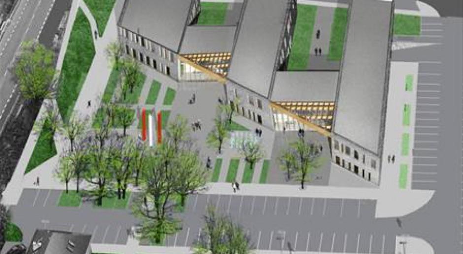 Skanska wybuduje Centrum Administracyjne w Szycach