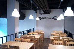 Restauracja w iście rajskiej aranżacji w Manufakturze